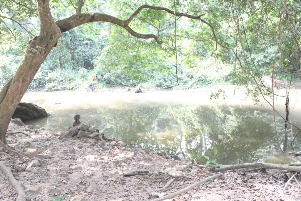 River Osun Osogbo