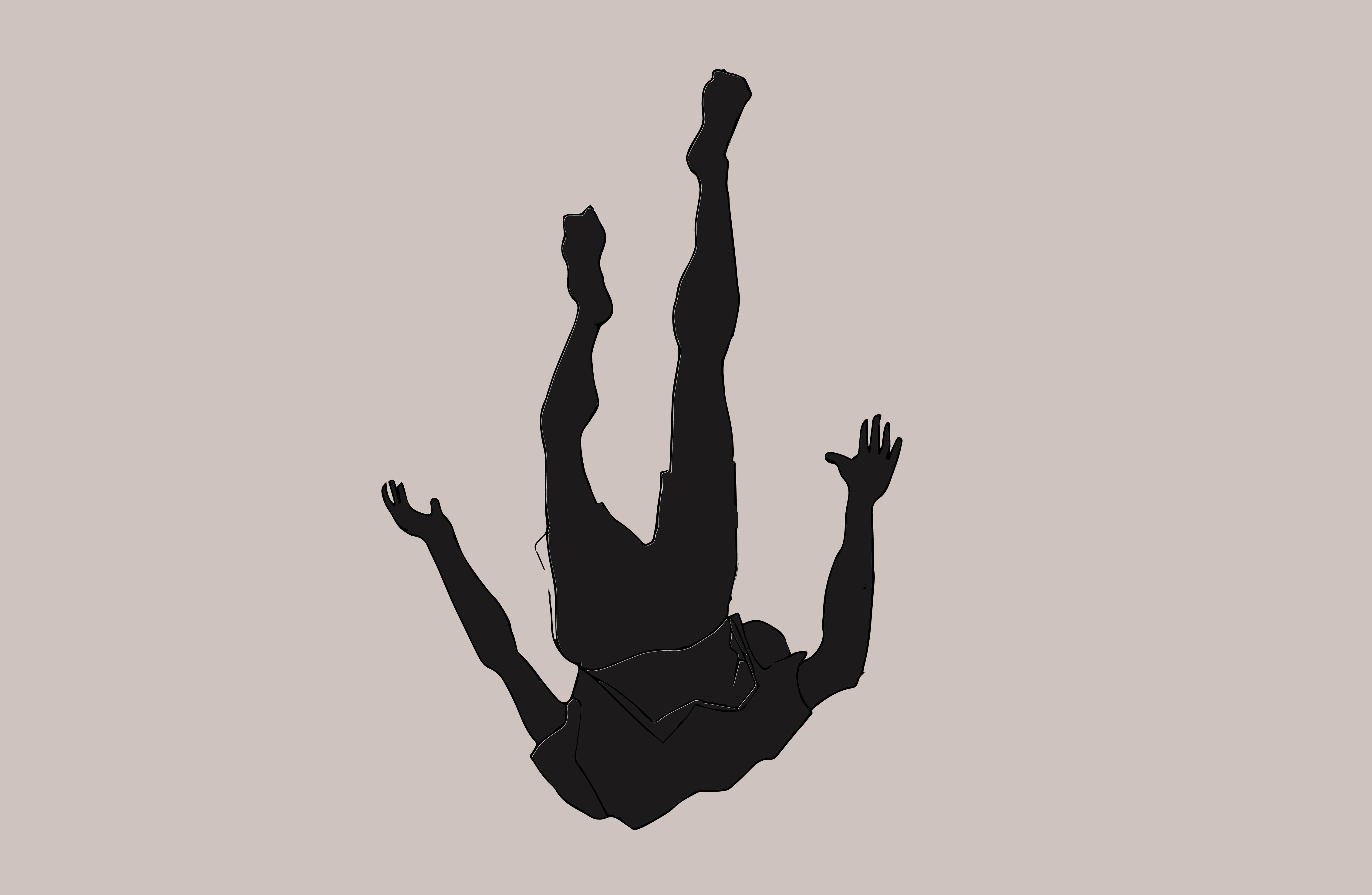 Flash Fiction: Falling