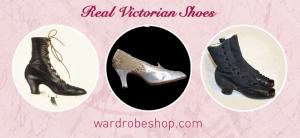 Victorian Women Shoes