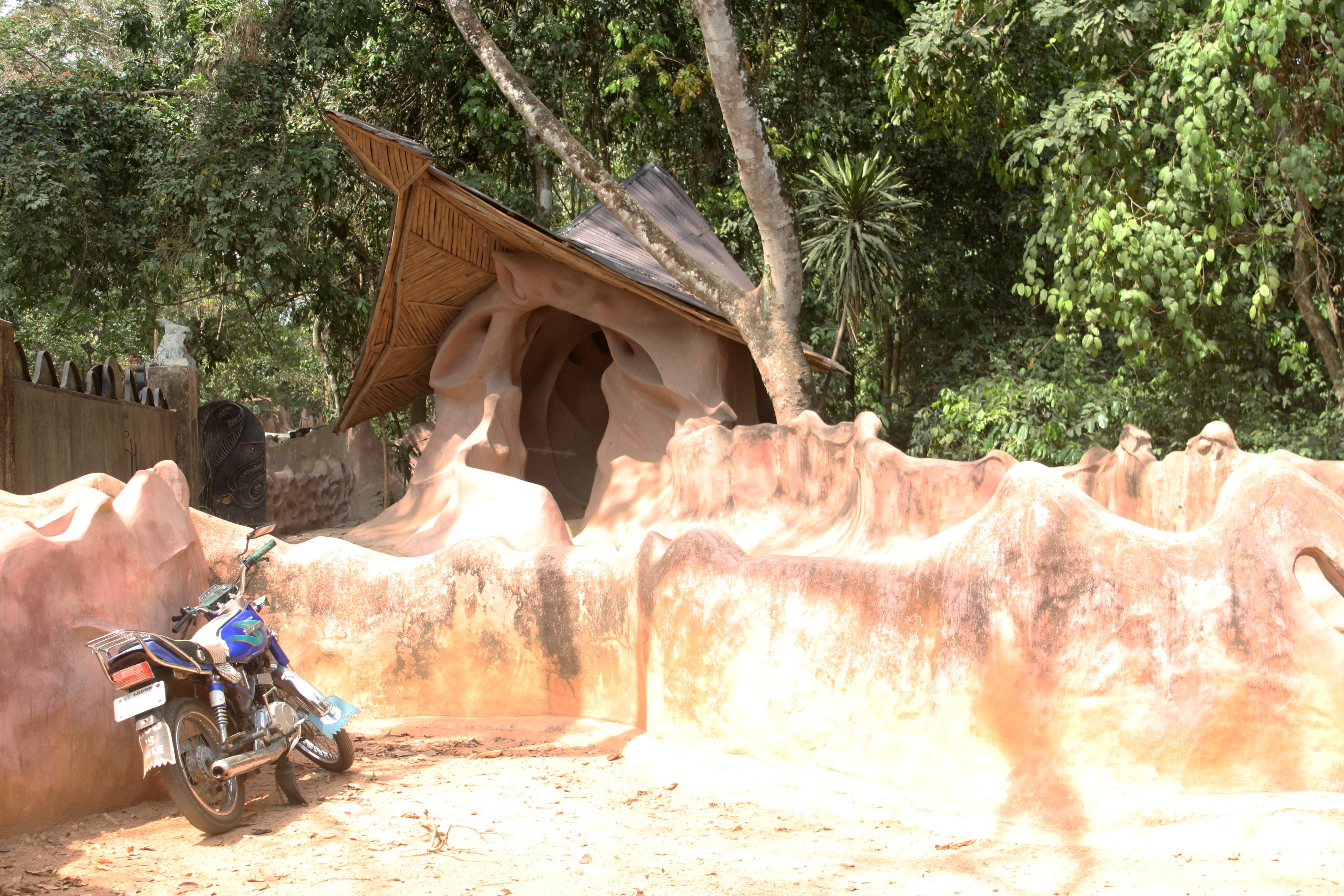 Yoruba Culture x Osun Osogbo Sacred Groove